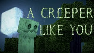♪ A Creeper Like You A Minecraft Parody of Adele's Someone Like You ♪