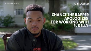 Chance the Rapper On Working With R. Kelly and Assault Allegations | CASSIUSxCHANCE