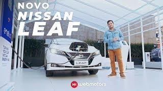 Novo Nissan LEAF - #Publieditorial