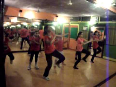 Lak 28 Kuri Da (Diljit & Honey Singh) dance by step2step dance...