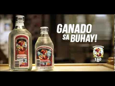 Ginebra San Miguel TVC 2014: Ganado Sa Buhay