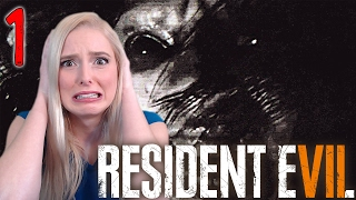 I HATE EVERY PART OF THIS- Resident Evil 7 Gameplay Livestream Highlights- Pt 1