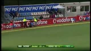 India Vs Srilanka Highlights 320 in 35 overs chase commonwealth series 11th match