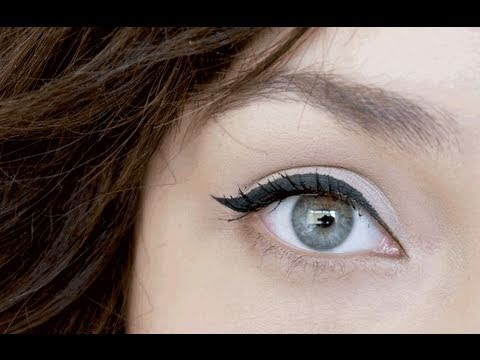 My everyday Winged Liner Tutorial