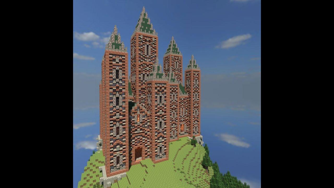 Victorian Santra Minecraft