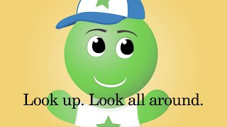 Look Song - Sight Word Song Music Video