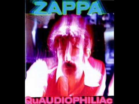 Frank Zappa - Drooling Midrange Accountants On Easter Hay
