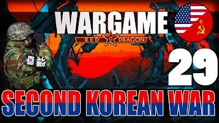 Wargame: Red Dragon -Campaign- Second Korean War: 29