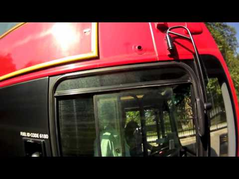 LX05FAA - Go Ahead London bus driver