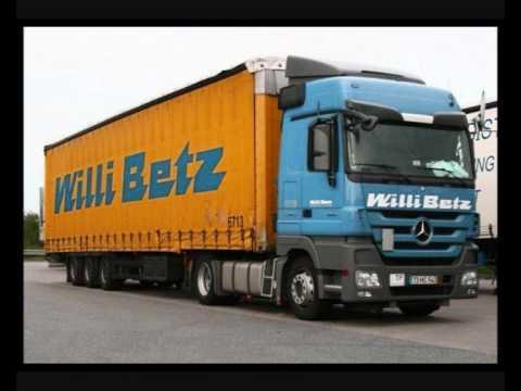 Spedition WILLI BETZ , The Legend