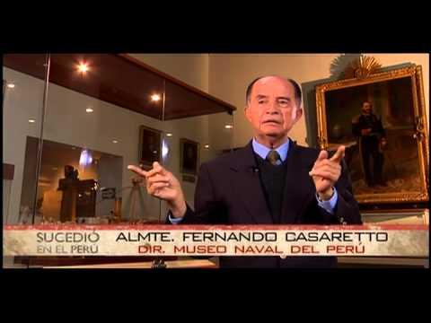 Sucedió en el Perú : Miguel Grau Segunda Parte - Cap 3