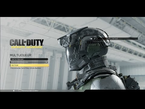 Découverte Beta Infinite Warfare !
