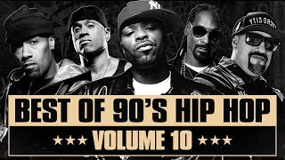 90's Hip Hop Mix #10 | Best of Old School Rap Songs | Throwback Rap Classics | Westcoast | Eastcoast