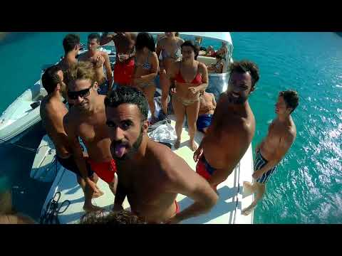 Don Blue - Prime Yachting - All day fun