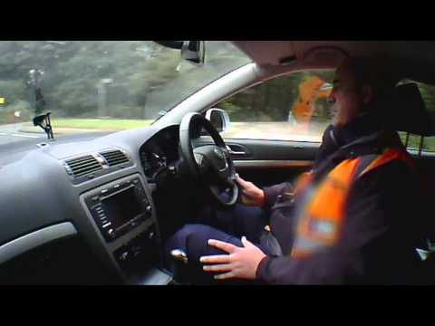 2009 SKODA OCTAVIA ELEGANCE TSI ESTATE  Review (Not Top Gear) EXCLUSIVE. - THE UK CAR REVIEWS Funny