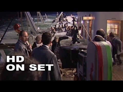Titanic: Behind The Scenes Part 2 Of 2 [hd] - Leonardo Dicaprio, Kate Winslet video
