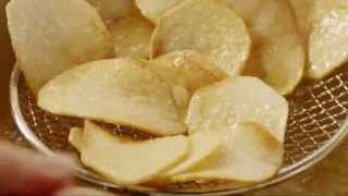 How to Make Homestyle Potato Chips | Snack Recipes | AllRecipes