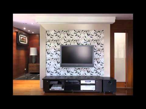 Fedisa interior designers mumbai 1 youtube for 1 bhk flat interior decoration image
