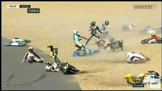 Sports stupid crash mistakes Best Sports Moments (Part 6)