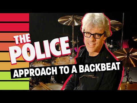 Stewart Copeland's Approach To A Backbeat