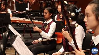 Youthful Orchestra Brings Traditional Chinese Music To Us Audience