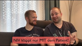 Nichtinvasive Beatmung (NIV) - neues Video / Update 2019