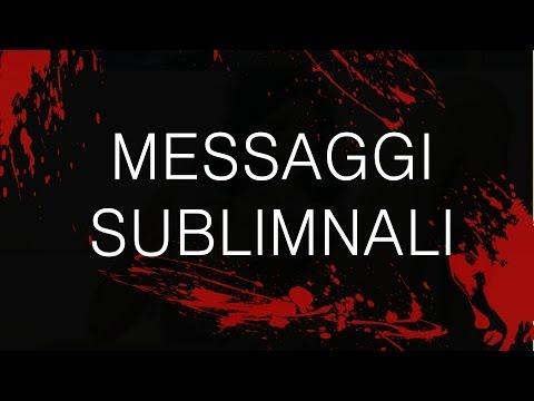 MESSAGGI SUBLIMINALI