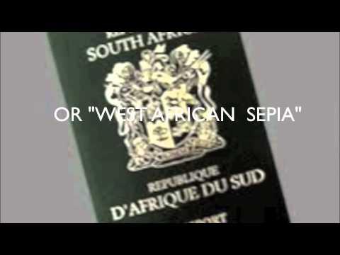Telephone Conversation - Wole Soyinka