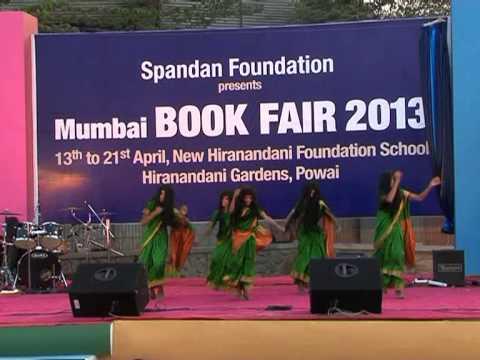 Dance Perfomance Child On Marathi Song Jogwa