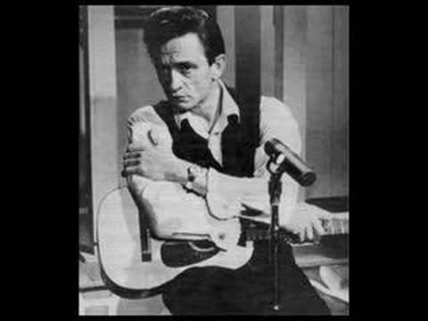 Johnny Cash - Dirty Old Egg Suckin Dog