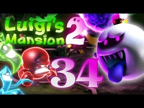 Let's Play Luigis Mansion 2 Part 34: Luigi gegen alle