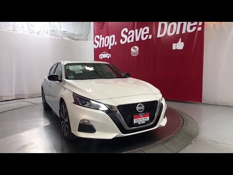 2020 Nissan Altima Fresno, Bakersfield, Modesto, Stockton, Central California LC131696