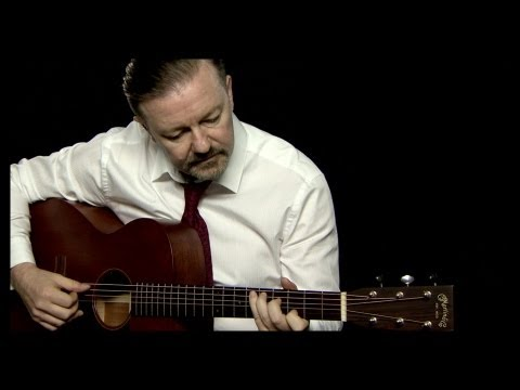 Ricky Gervais - Life On The Road