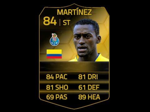 FIFA 14 IF MARTINEZ 84 Player Review & In Game Stats Ultimate Team