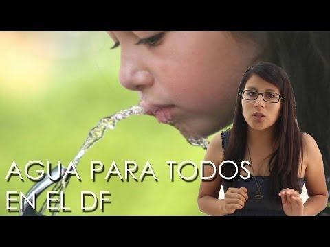 Comercios deberán dar agua gratis en el DF