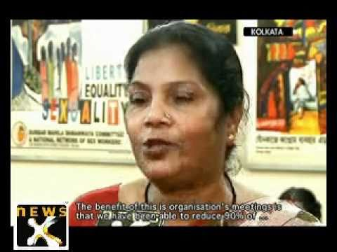 Sonagachi Sex Workers Fight For Their Welfare video