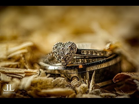 Wedding Ring Shots with video Rotolight with macro lens by Jason Lanier  Real Wedding Workshops