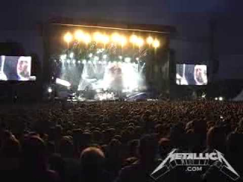 Metallica: Fade To Black (metontour - Jonschwil, Switzerland - 2008) video