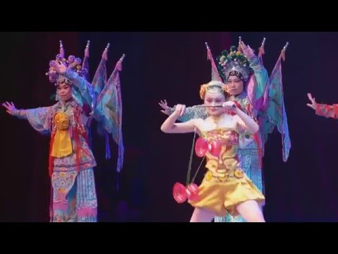 New Shanghai Circus - Feb. 12-13, 2016