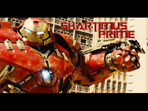 Avengers Age of Ultron Trailer Review