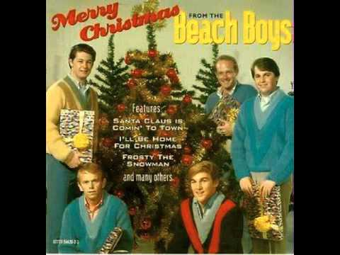 The Beach Boys - Little Saint Nick (Original) HQ 1964