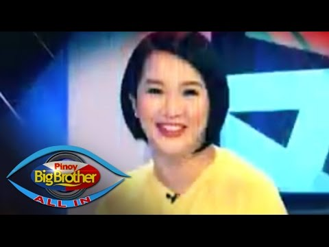 PINOY BIG BROTHER ALL IN: Kris Aquino