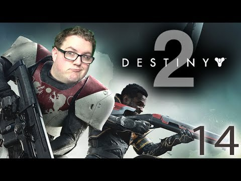 Hanging Out With Some NATO Troops | Destiny 2 Ep. 14 w/Crip and Vox
