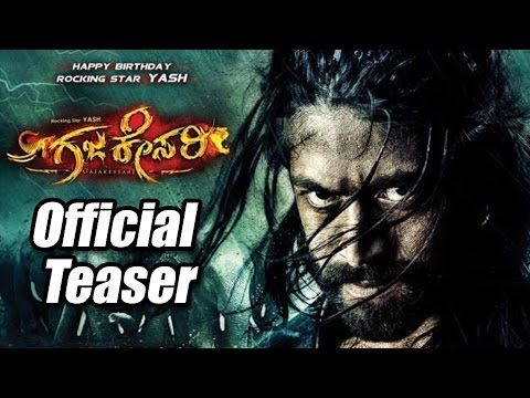 Gajakesari Latest Teaser | Yash Amulya
