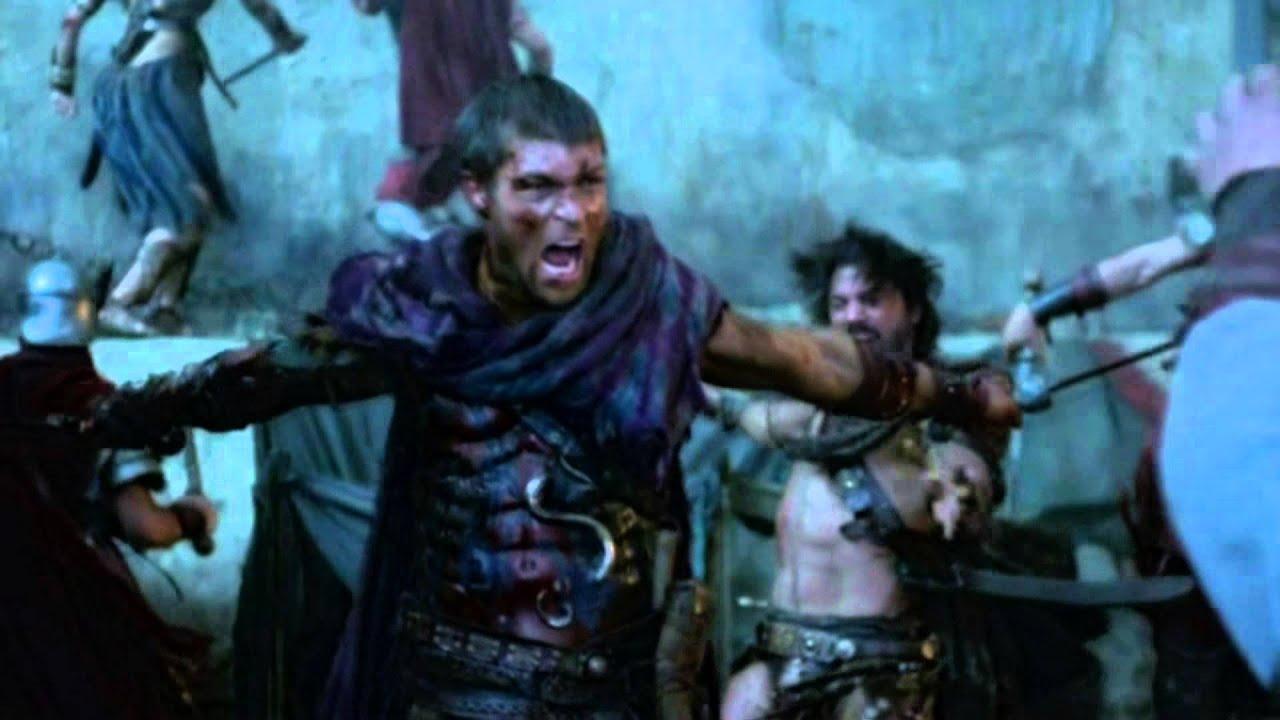 Crassus spartacus war of the damned