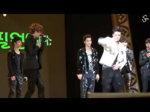 120526 EXO Chanyeol Beatbox - Se Hun Dance Music Videos
