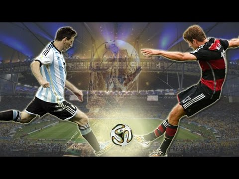 Germany vs Argentina - Final World Cup - Promo [13/07/2014] HD