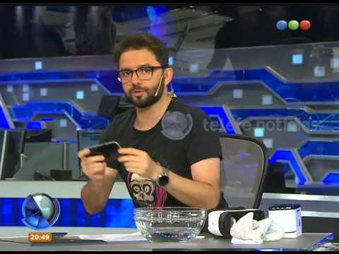 Los celulares del futuro - Telefe Noticias