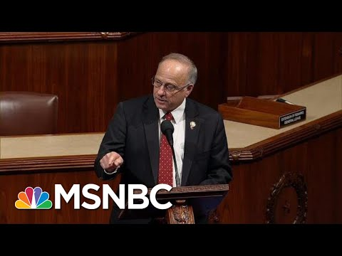 After Rep. Steve King Comments, House Votes To Condemn White Nationalism | Velshi & Ruhle | MSNBC