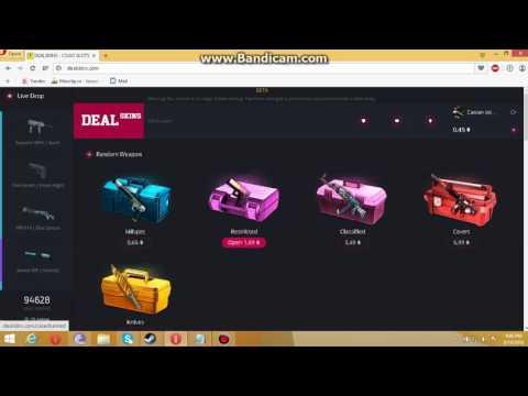 Dealskins promo code counter strike global offensive imfdb